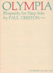 Creston: Olympia, Op. 94, Rhapsody for Harp Solo