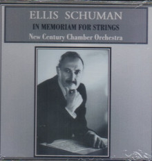 Ellis Schuman: In Memoriam for Strings