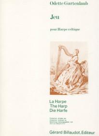 Gartenlaub: Jeu (pour harpe celtique)