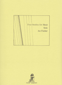 Fischer, Four Studies for Harp Solo