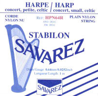 Savarez Nylon 1st Octave C