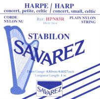 Savarez Nylon 2nd Octave C