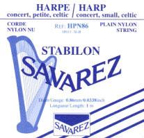 Savarez Nylon 2nd Octave B