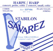 Savarez Nylon 2nd Octave B