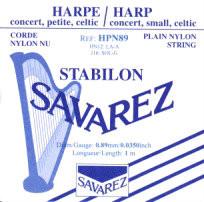 Savarez Nylon 2nd Octave A