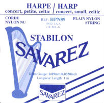 Savarez Nylon 2nd Octave A