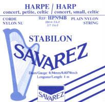 Savarez Nylon 2nd Octave F