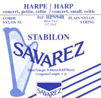 Savarez Nylon 2nd Octave F