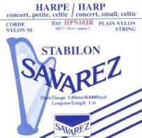 Savarez Nylon 3rd Octave C