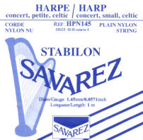 Savarez Nylon 4th Octave B