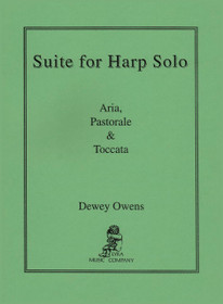 Owens, Suite for Harp Solo