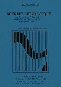 Damase, Bourree Chromatique