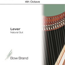 Bow Brand Lever Gut: 4th Octave Complete