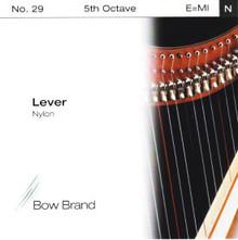Lever Nylon String, 5th Octave E