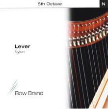 Lever Nylon String, 5th Octave Complete (E-A)