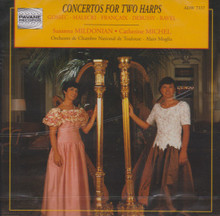 Mildonian: Concertos for Two Harps (CD)