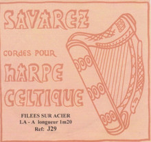 Savarez Celtic Harp Wire 5th Oct A (Aziliz J29)