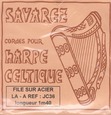 Savarez Celtic Harp Wire A JC36 (Aziliz)