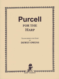 Purcell/Owens, Purcell for the Harp