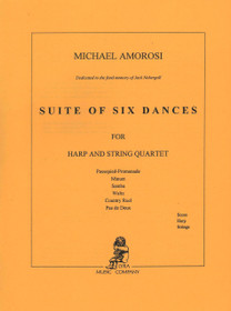 Amorosi, Suite of Six Dances (String Parts)