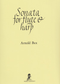 Bax, Sonata for Flute and Harp