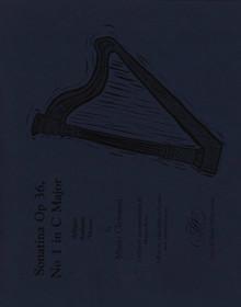 Clementi/Boren, Sonatina Op. 36, No. 1 in C Major (Harp + Orchestra)