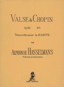Chopin/Hasselmans, Valse Op. 64 No. 1