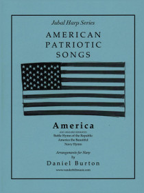 Burton, America (Solo Harp) (DIGITAL DOWNLOAD)