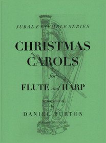 Burton, Christmas Carols for Flute and Harp (DIGITAL DOWNLOAD)
