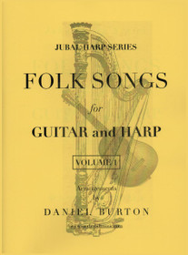 Burton, Folk Songs for Guitar and Harp, Vol. 1 (DIGITAL DOWNLOAD)