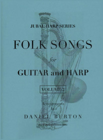 Burton, Folk Songs for Guitar and Harp, Vol. 2
