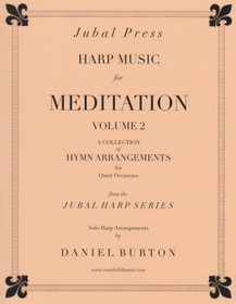 Burton, Harp Music for Meditation, Vol. 2