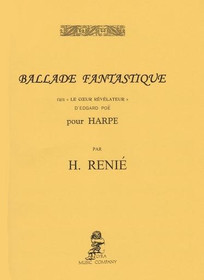 Renie, Ballade Fantastique pour Harpe