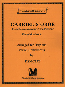 Morricone/Gist, Gabriel's Oboe (DIGITAL DOWNLOAD)