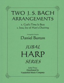 Bach/Burton, Two J.S. Bach Arrangements (DIGITAL DOWNLOAD)