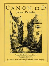 Pachelbel/Burton, Canon in D (DIGITAL DOWNLOAD)