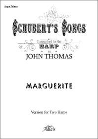 Schubert/Thomas, Marguerite (Two Harps)