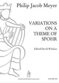 Meyer: Variations on a Theme of Spohr