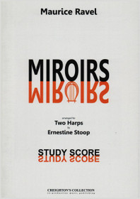 Ravel/Stoop: Miroirs for Two Harps