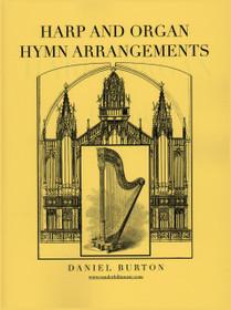 Burton, Harp & Organ Hymn Arrangements