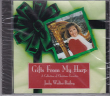 Gifts From My Harp: A Collection of Christmas Favorites by Judy Wolter-Bailey