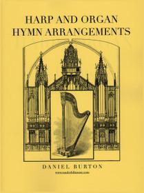 BURTON, HARP & ORGAN HYMN ARRANGEMENTS (DIGITAL DOWNLOAD)