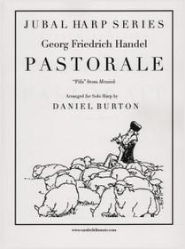 "HANDEL/BURTON, PASTORALE ""PIFA"" FROM MESSIAH FOR SOLO HARP (DIGITAL DOWNLOAD)"