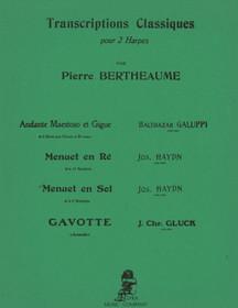 Haydn/Bertheaume: Menuet en Sol de la 6th Symphonie