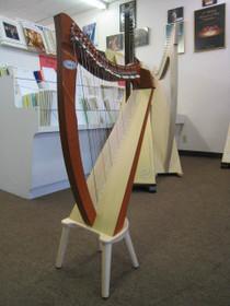 Floor Model Juno 25 Lever Harp