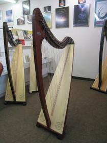 New Livia Lever Harp (Maghogany)