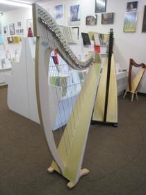 New Titan Lever Harp (Natural)