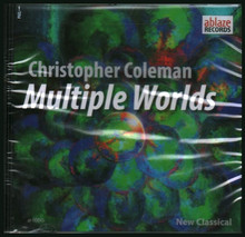 Christopher Coleman - Multiple Worlds (CD)