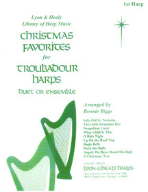 Briggs: Christmas Favorites for Troubadour Harps