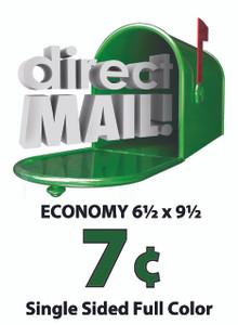 7 cent Economy single sided